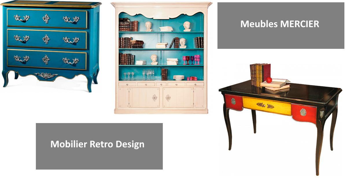 mobilier retro design